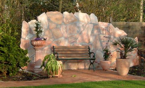 Dein schöner Garten - Mauern